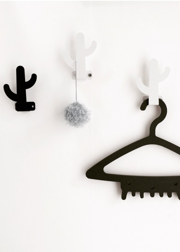 woodrabbit-cactus-wall-hook