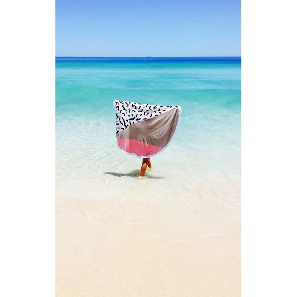 Beach Blanket Australia: EDITOR'S PICK: SANDY NOMAD BEACH TOWELS