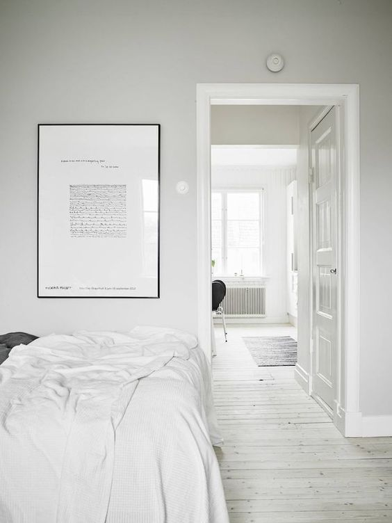 How To Choose A Paint Finish Bedroom Flat