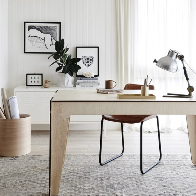 plywood-sustainable-verstile-furniture-wood-desk