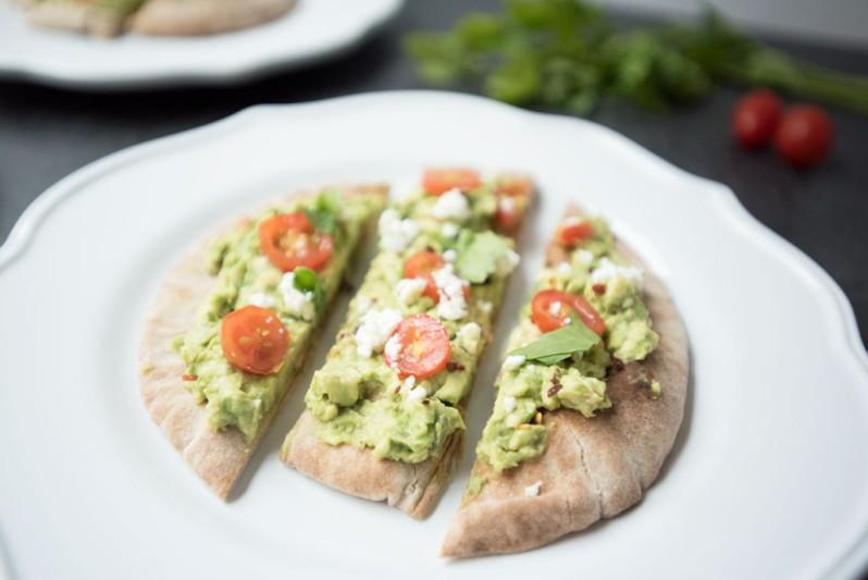 Avocado-on-pita-food-blog