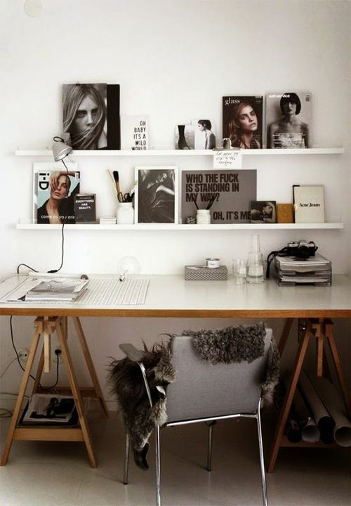 interior-design-decluttering-desk-styling