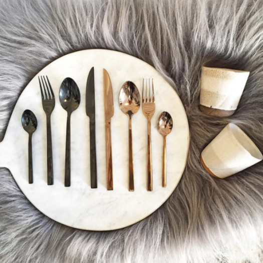 stainless-steel-cuterly-onyx-rose-gold-dinner-party